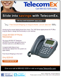 TelecomEX—Promotion